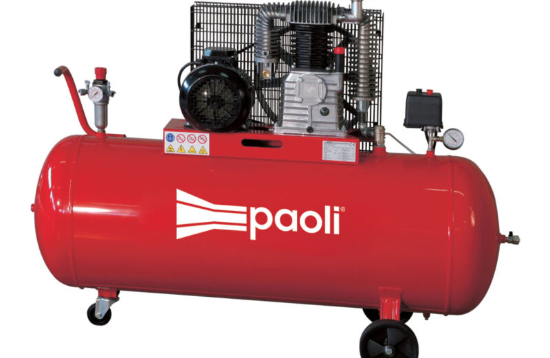 Kompresor električni Paoli-DPL270 E - 4.0 P , 4kW